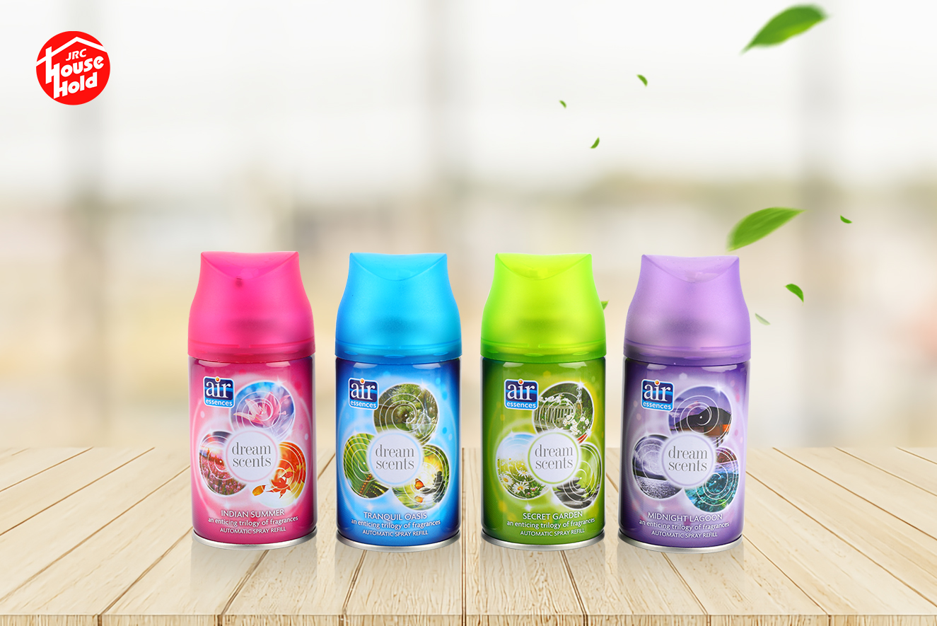 Automatic aerosol dispenser air freshener convenient high quality