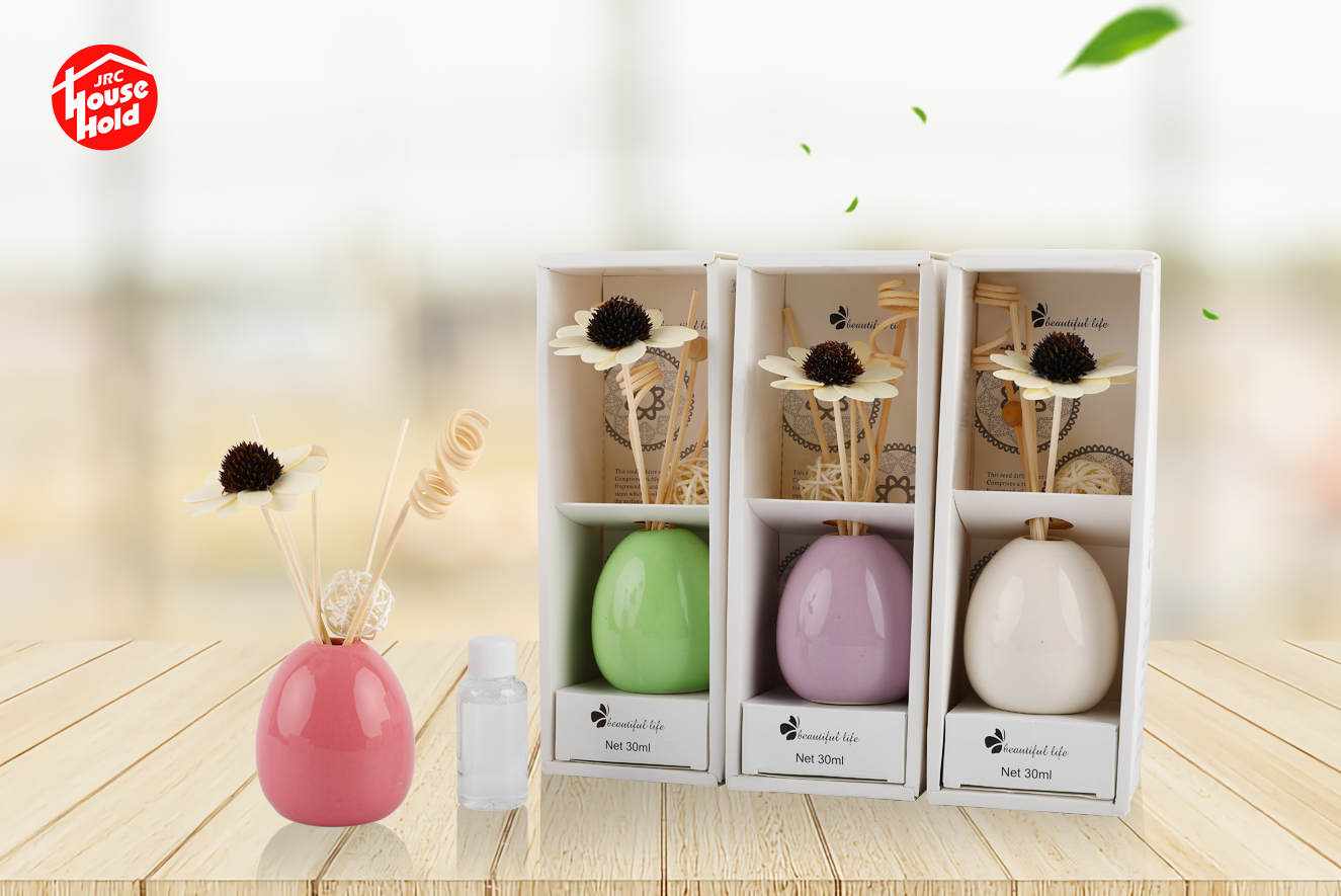 Reed Diffuser-Different color aroma gift boxes