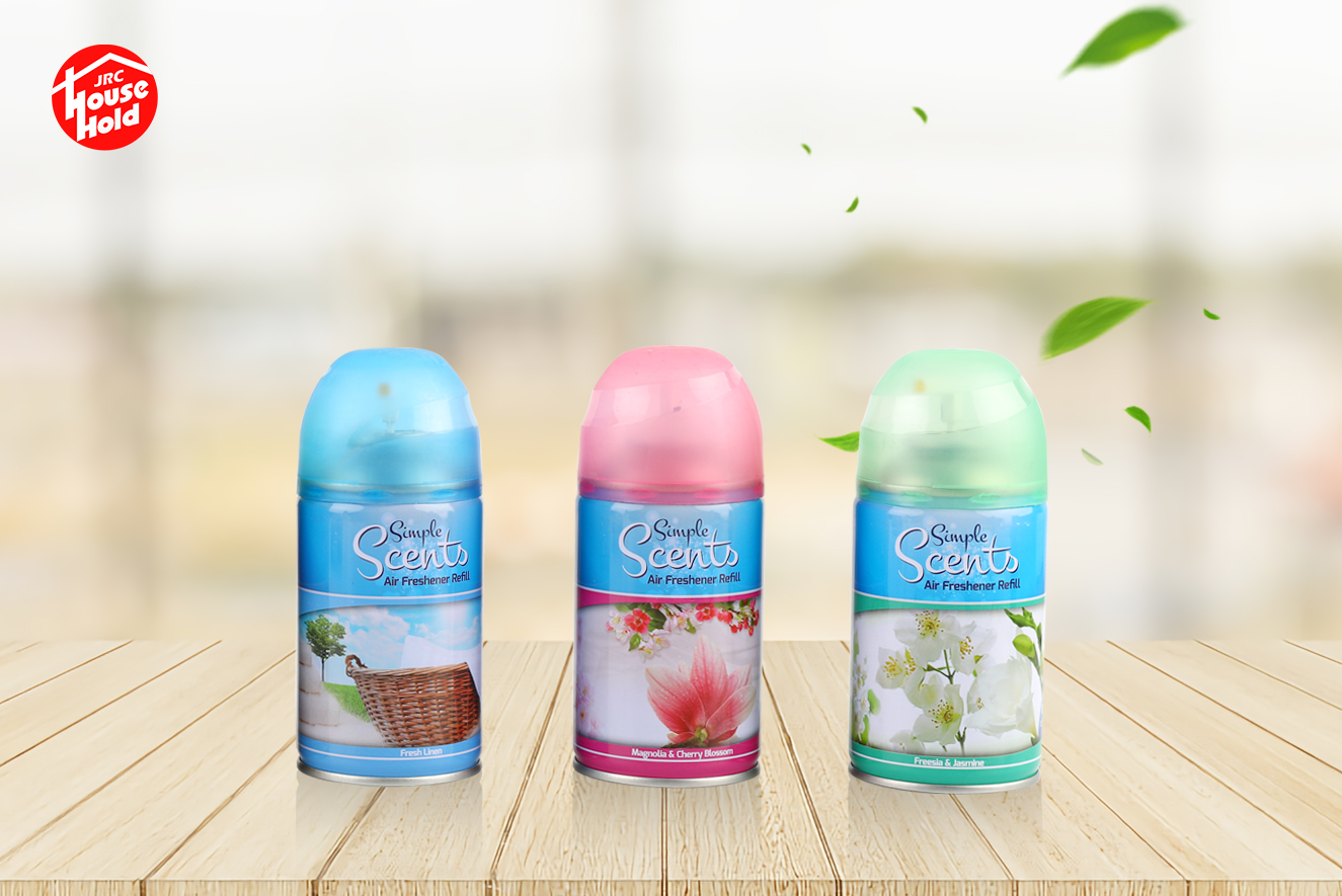 250ml air freshener spray