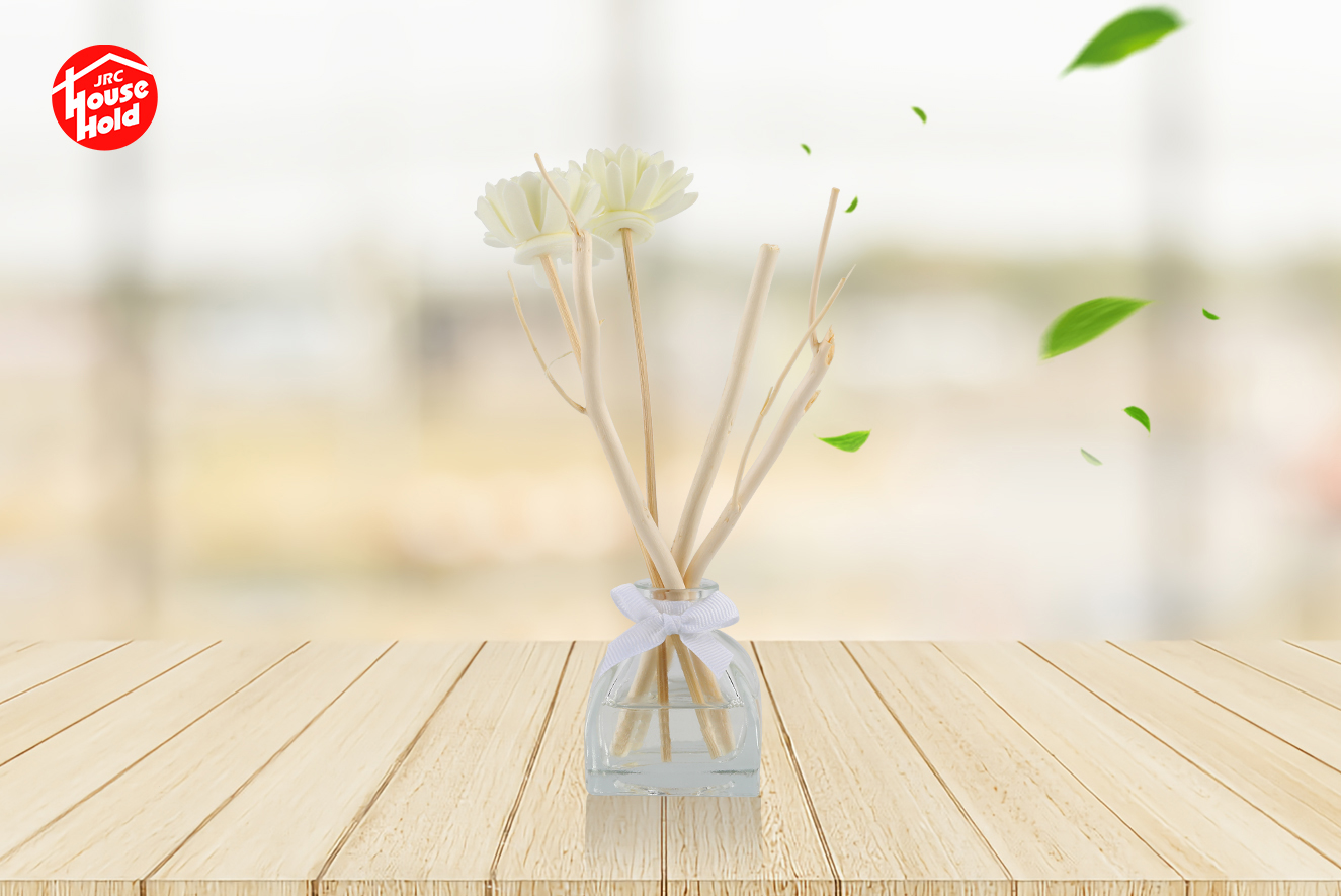 Reed Diffuser-Elegant and fresh fragrance