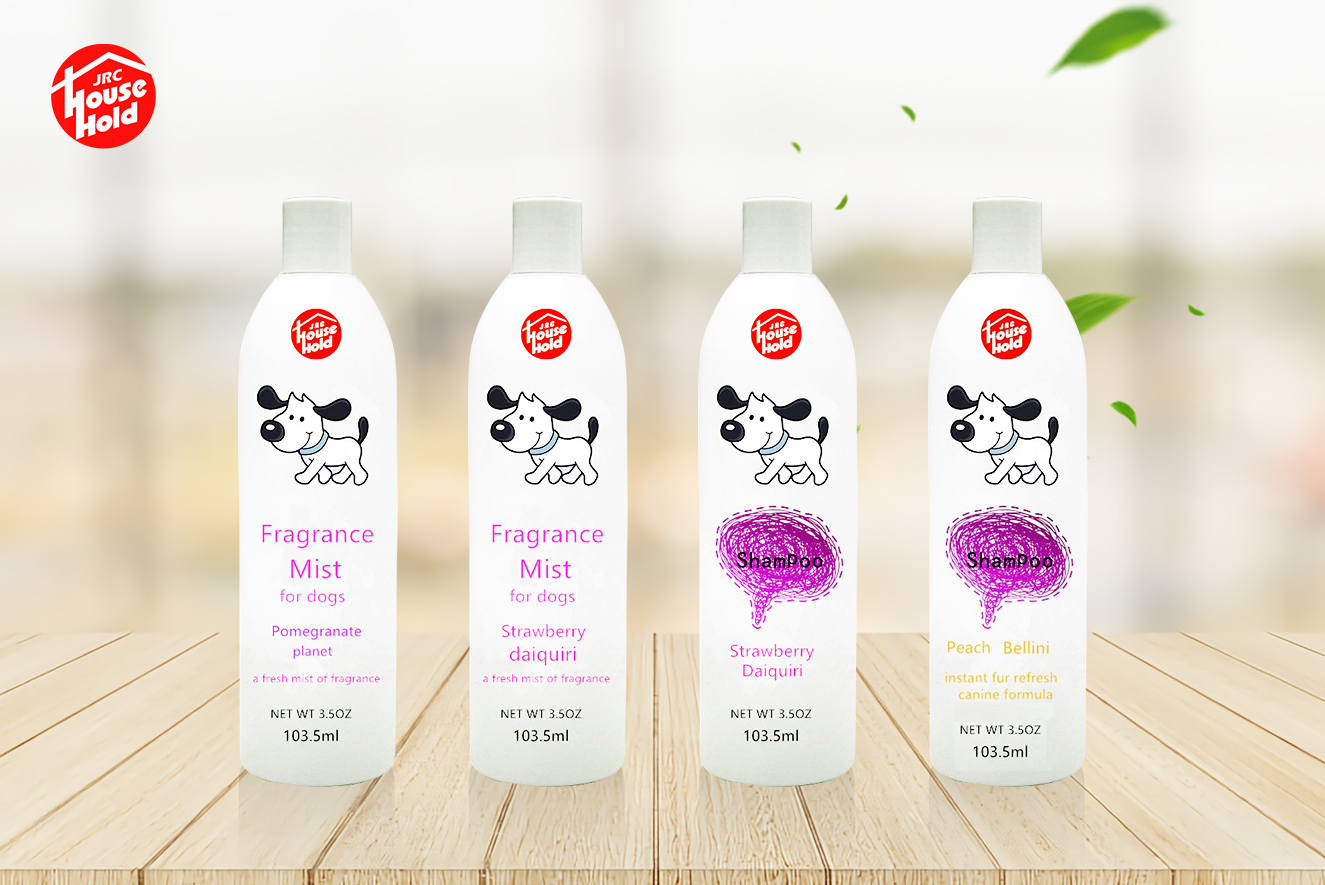 Pet Spray Dry Cleaning Shampoo